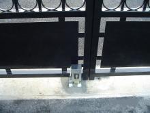 Serrure électrique portail