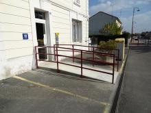 accès handicapés