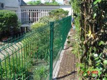 Clôtures clôtures panneaux rigides